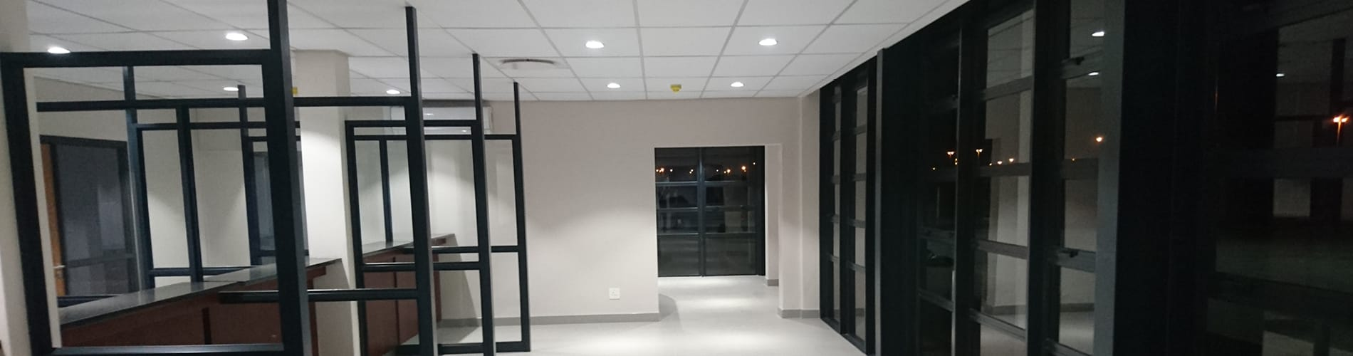 GenLux Lighting Office Lights