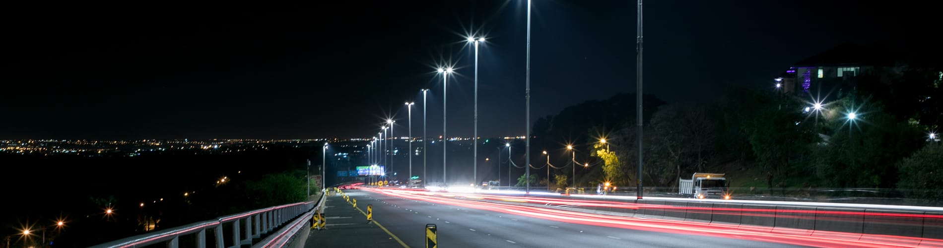 GenLux Lighting Roadway Highway Lights
