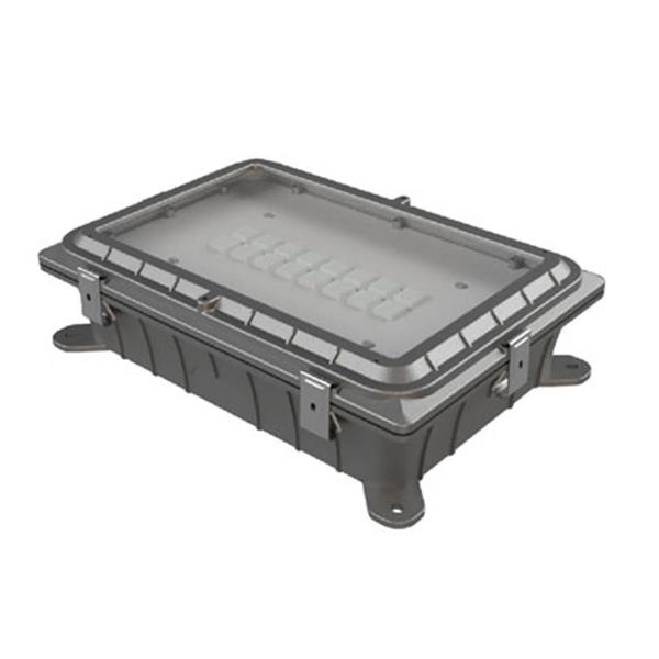 Industrial Lighting - Bulkhead Lighting - VULCAN EVO LED